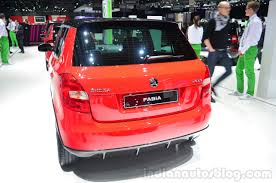 new car launches october 2014 indiaSkoda to launch new Fabia in October 2014