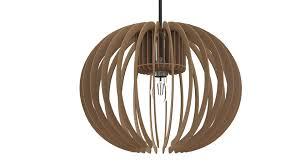 Laser Cut Lamp Hang Lamp Round 35 Cm Lvly