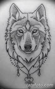 тату волка эскизы мужские 09032019 007 Tattoo Sketches