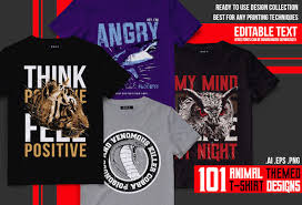 Shirt Design Png 101 Animal T Shirt Designs Thefancydeal