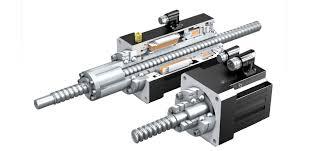 Ball Screw Rotating Nut Design Stöber Ezm Ezs Servo Ball Screw Motors Atb Automation