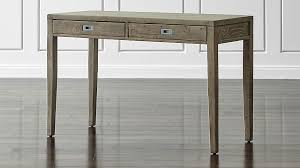 morris 48 ash grey writing desk