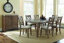 Marble Top Kitchen Table Set Franco White Marble Top Round Counter Table Belfort Furniture