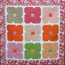 6 Blooming Flower Quilts to Celebrate Spring & Bloomin Blossoms Adamdwight.com