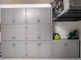 Image Mdf Garage Shelves With Doors Ana White Ana White Garage Shelves With Doors Diy Projects