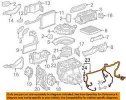 cadillac gm oem 2013 ats 2 0l l4 evaporator heater wiring harness image is loading cadillac gm oem 2013 ats 2 0l l4
