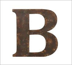 metal letters on wall art letter b with 22 inch black script metal letter b door or wall hanging