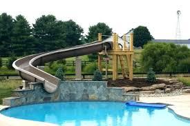 Backyard pool with slides Amazing Backyard Pool Slide Backyard Pool Slide Prepossessing Backyard Pool With Slide In Residential Pool Water Slides Backyard Pool Slide Briccolame Backyard Pool Slide Gorgeous Swimming Pool Slides Backyard Pool With