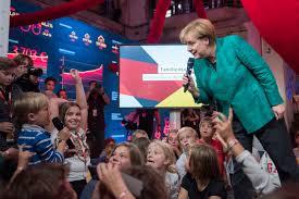 Angela merkel has long dominated european and international politics. Germany S Angela Merkel Takes Kids Questions Before The Election The Washington Post