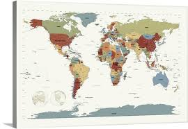 world map canvas prints world map in camouflage colors canvas smart home ideas world map canvas
