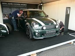 The Mini The Mini Jcw Wc50 A Look Back At One Of The Most Rare Minis Ever