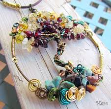 tree of life pendant by craftsy user maro
