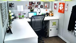 office desk decorating. Excellent Enchanting Office Cubicle Decorations Decoration Themes Full Desk Decorating S