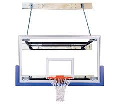 first team supermount 46 triumph wall mounted hoop 72 inch glass