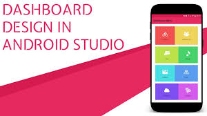 Android Dashboard Design Xml Dashboard Ui Design In Android Studio With Source Code