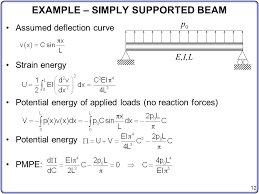 example simply supported beam
