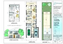 3 story house plans narrow lot. Perfect Lot Plans 3 Storey House Plans For Small Lots Luxury Narrow Lot Fresh Ideas  Beach Modern Throughout Story
