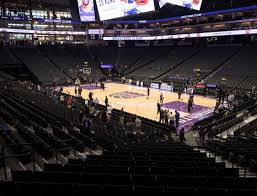 Golden One Seating Chart With Rows Golden 1 Center Section 117 Seat Views Seatgeek