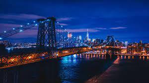 Night New York Wallpaper 4k - 3840x2160 ...