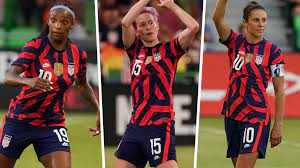 USWNT Olympics roster: Which 18 players ...