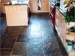 Rubber Kitchen Flooring Fix Your Kitchen With Slate Kitchen Flooring Mybktouchcom