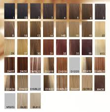 Bohyme Color Chart Bohyme Human Hair Remi Machine Tied Silky Weaving 22in