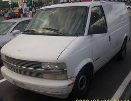 1999 Chevrolet Astro – pictures, information and specs - Auto ...