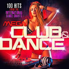 Mega Club Dance 100 Hits From The International Dance