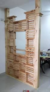 office separator. Diy Pallet Office Room Divider 99 Palletswall Dividers For Space Wall Separator L