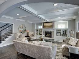 Traditional Living Rooms Traditional Living Room With High Ceiling Hardwood Floors In