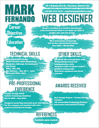 Example Modern Resume Template Resume Templates You Can Download Jobstreet Philippines