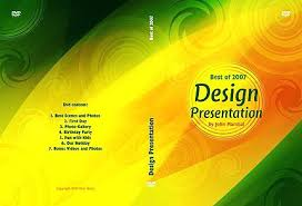 Cover Template Word Dvd Design Vector Jaxos Co