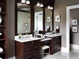 rustic double sink bathroom vanities. Rustic Double Sink Bathroom Vanities Vanity With Makeup Area Beefb O