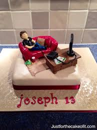 Birthday Cake Designs For Him Funny 40th Cakes Cupcake Ideas