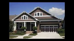 Home Exterior Paint Color Schemes Ideas YouTube - Home exterior paint colors photos