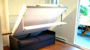 murphy bed sofa twin. Italian Murphy Bed Sofa With Floating Shelf Twin Design Comfort Wall