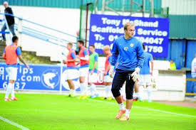 First-team test for young Morton keeper | Greenock Telegraph
