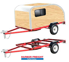 5x8 utility trailer kit this northern tool trailer frame kit would offer a little more room