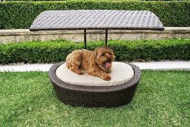 Outdoor Dog Beds With Canopy : Sourcelysis - Unique Dog Canopy Bed