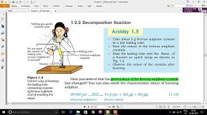 chemical reactions and equations ch 1 part 3 class 10 ncert science explained in hindi