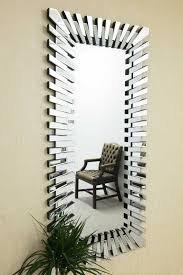 unique wall mirrors. Image Is Loading Large-Wall-Mirror-Modern-Unique-3D-Sunburst-All- Unique Wall Mirrors