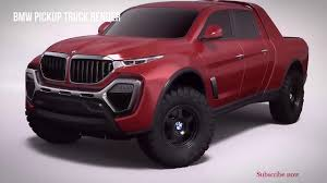 2020 BMW Pickup Truck Concept !! - YouTube