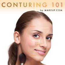 glamour makeup with highlight makeup with your face with a bronzer move on to highlighting your face