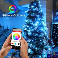 App Controlled Christmas Tree Lights Pin On Christmas Lights