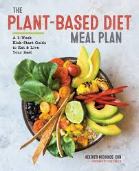 Plant Based Diet Chart The Plant Based Diet Meal Plan A 3 Week Kickstart Guide To