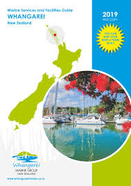 Whangarei Marine Promotions Services Guide 2019 By Whangarei