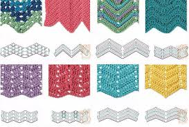 Zig Zag Crochet Pattern Simple Best 48 Herringbone Zig Zag Crochet Stitches For Free Crochet
