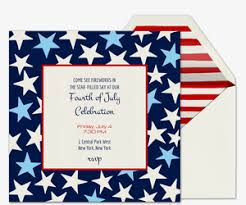Fourth Of July Invitation Magdalene Project Org