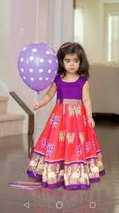 Indian Baby Girl Lehenga Designs Pin By Jayasri Designers On Jaya Kids Blouse Designs