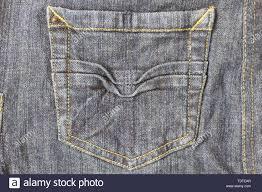 Pocket Jeans Design Dark Blue Jeans Pocket Or Denim Pocket Background Dark Blue